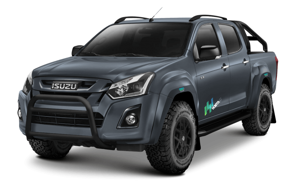 Isuzu North 33 - Salg og import | Skien Autosenter AS