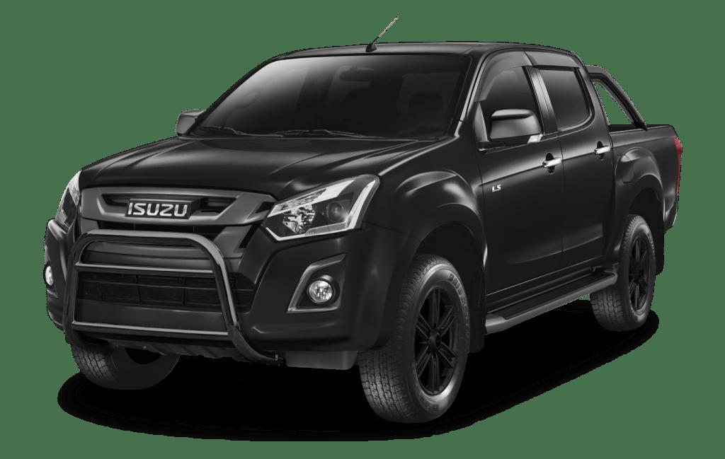 Isuzu Black Edition - salg og import | Skien Autosenter
