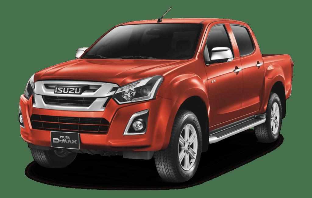 Isuzu D-Max Pickup - Salg og import | Skien Autosenter